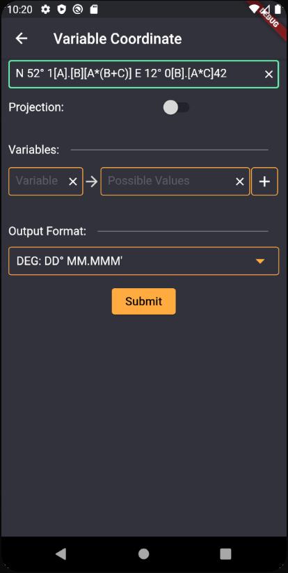 Formel eingeben oder einfügen