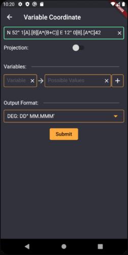 Enter or paste formula